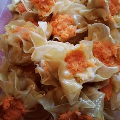 healthy snacks for dimsum lovers! Get the free recipes! Asian Foods, Asian Recipes, Free Food, Free Recipes, Healthy Snacks, Goodies, Lovers, Homemade, Chicken