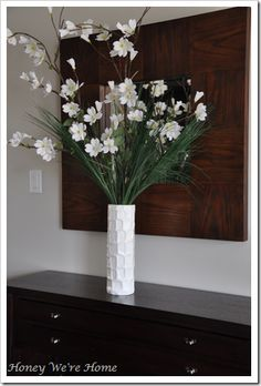 How To Decorate Series Decorating With Flowers By Honey Were Home