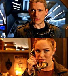 DC's Legends of Tomorrow Captain Canary - 1x14, 1x15 Part 1 / 2
