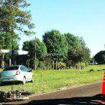 Bella Vista: Motociclista murió tras ser arrollado por un auto conducido por ebrio