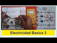 "Electricidad Basica 5 ""reparando un lavarropas digital"" ""repairing a digital washing machine"" - YouTube"