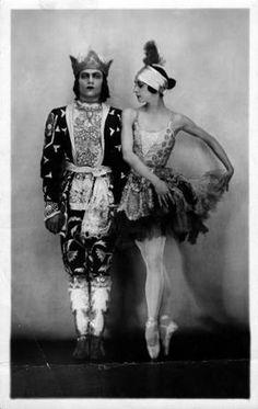 Dans le sillage des Ballets Russes 1912
