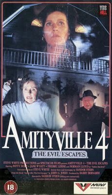 Patty Duke, Norman Lloyd, and Jane Wyatt in Amityville Horror: The Evil Escapes The Amityville Horror House, Patty Duke, Horror Films, Movie Tv, Haunted Houses, Ghosts, Movie Posters, World