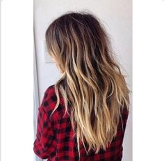 Ultimate summer hair goal!