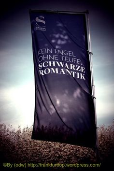 Schwarze Romantik im Städel Frankfurt