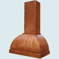 Copper  Range Hood  # 4236