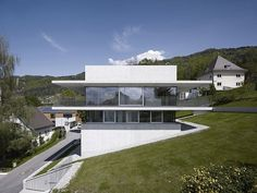 Lake House by Marte.Marte Architekten | Mat Watts | Home Adore