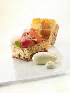 Recept voor brusselse wafels met crème suisse | njam!