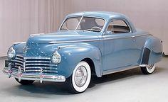 1941 Chrysler Royal Business Coup.