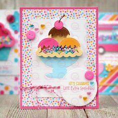 Gallery Sweet Shop - Queen & Co Food Cards, Slider Cards, Book Marks, Mini Scrapbook Albums, Lets Celebrate, Card Sketches, Recipe Cards, Creative Crafts, Airplane