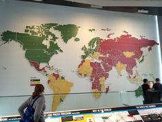 Freedom of Press around the World