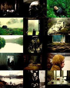 STALKER [Andrej Tarkovskij 1979] / Cinematography by Aleksandr KnyazhinskyGeorgi Rerberg