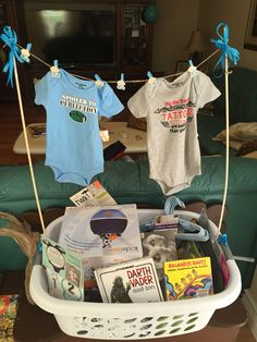 The Best Baby Shower Gift  Fill A Tub With Mom Tested