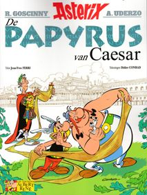 De papyrus van Caesar (Le papyrus de César)