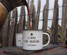 I love the seaside mug Travel Presents, Seaside, Traveling By Yourself, Mugs, Instagram Posts, Beach, Tumblers, Mug, Coast