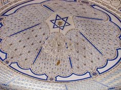 Hoping to visit a few synagogues like this one while in Morocco this summer.