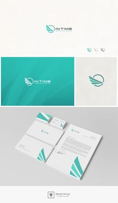 IN TIME WHOLESALE EXPRESS, a specialist logistics provider, is looking for an modern, engaging new logo! by CleverDesign
