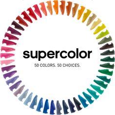Velg din farge!