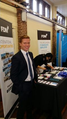 FDM at University Of Southampton's Information Technology, Science and Engineering Fair 2014!