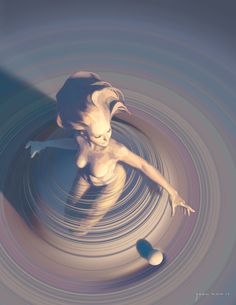 Saturn, Joon Ahn on ArtStation at https://www.artstation.com/artwork/saturn-6