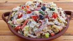 Iceberg Salad, Strawberry Kitchen, Beef Salad, Salty Foods, Cooking Recipes, Healthy Recipes, Vegetable Salad, Salad Dressing, Lettuce