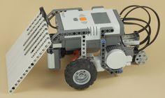 LEGO Mindstorms NXT Mini Sumo Bot