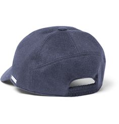 <a href='http://www.mrporter.com/mens/Designers/Loro_Piana'>Loro Piana</a>'s baseball cap is made from smooth baby cashmere which has been finished with the brand's patented Storm System® treatment. The process removes nothing in terms of softness but means this piece is waterproof and wind-resistant, making it ideal for year-round wear.