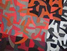 Modern Quilt nach eigenen Ideen #1 mit Erica Waaser