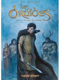 Druides 09 - Le Temps des corbeaux