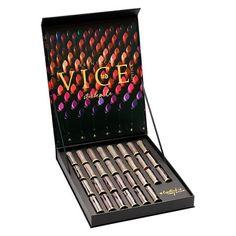 VICE LIPSTICK STOCKPILE VAULT in color