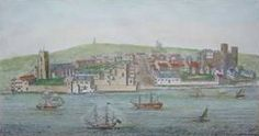 Early print of Liverpool