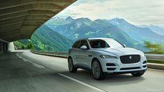 Nice Jaguar 2017: 2017 Jaguar F-PACE Wallpaper... Check more at http://24cars.top/2017/jaguar-2017-2017-jaguar-f-pace-wallpaper-16/