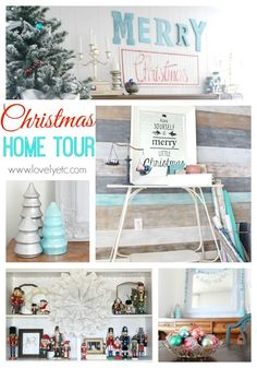 It's Christmas! Today I have a major treat for you guys! I am sharing our home in all its Christmas decoration glory. And not only that, thirty of my favorite creative blogger friends are also sharing their Christmas homes this week. You can check out today's home tours at the bottom of this post and …