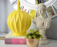 Amanda Carol's Chic Home Office: DIY Heaven!