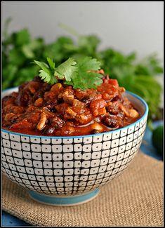 4th Annual Chili Contest: Entry #8 – Crock Pot Turkey Chili