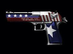 Desert Eagle .50AE Pistol \\  Military Industries LTD