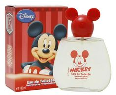 Disney Mickey Mouse By Disney For Men Eau De Toilette Spray, 3.4-Ounce / 100 Ml by Disney. Save 2 Off!. $11.22. This item is not for sale in Catalina Island. Mickey Mouse Eau De Toilette Spray 3.4 Oz / 100 Ml For Men By Disney. Launched By The Design House Of Disney In 2000, Mickey Mouse Perfume Is Classified As A Refreshing, Fruity Fragrance With Notes of Citrus, Lemon And Lime.