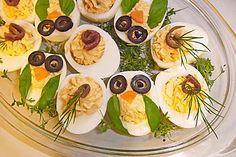 Eier Eule (Rezept mit Bild) von moosmutzel311   Chefkoch.de
