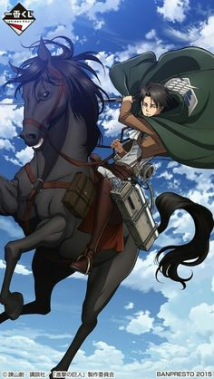 I LOVE LEVI'S HORSE I MEAN LOOK AT HER
