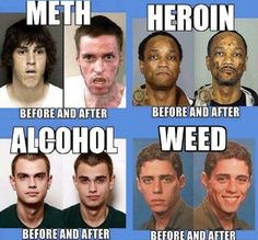 Drugs: Before and After