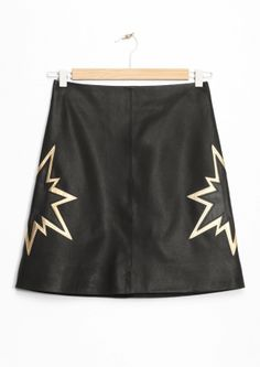 & Other Stories | Star Burst Skirt