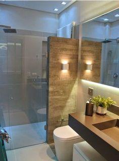 Banheiro da suite opção 1