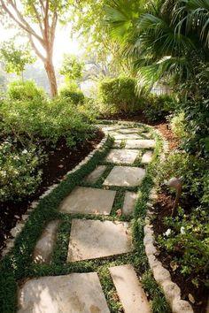 25 Stunning Garden Paths — Style Estate