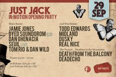 In:Motion Opens with Just Jack this Saturday