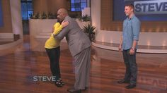 Ask Steve: Show Me How To Hug!