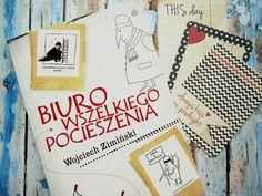 """Wojciech Zimiński """"Biuro Wszelkiego Pocieszenia"""""""