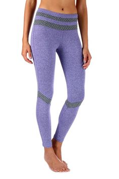 Purple Honeycomb Leggings These beautiful Brazilian leggings are super fun and durable providing a four way stretch and a body slimming design!         Features:  Quick Dry Pilling resistant Wide waistband Superior polyester  Warm, thick and soft material  Hidden waistband compartment for personal belongings Suitable for Running, Yoga, Pilates, Working Out, Dance, cycling and More Size Chart:  S/M   0-6 (US)  M/L   6-10 (US)  L/XL  10-14 (US)