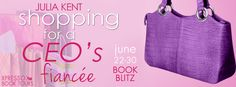 Shopping for a CEO's Fiancée by Julia Kent ✦ #BookBlitz ✦ #Excerpt ✦ #Giveaway ($50 Gift Card & ebook copy of Shopping for a CEO's Fiancee) ✦ - iScream Books