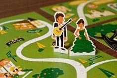 Foto: Ejemplos de invitaciones para bodas   inspiracion diseno galerias imagenes creatividad