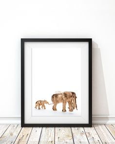 Modern Nursery Photographic print - Elephants 4 by ModMenage on Etsy https://www.etsy.com/listing/264896812/modern-nursery-photographic-print